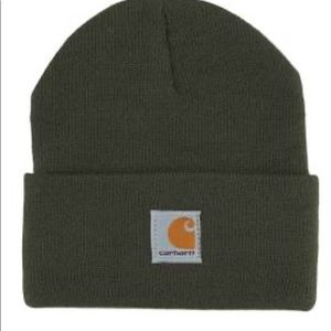 """Carhartt ""gray beanie hat; one size fits all"